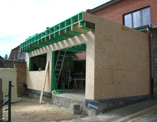 Belgeonne Design - Construction